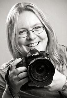 Petra Halls blogg bio picture